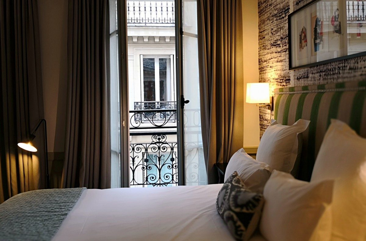 Where to stay in Paris – Hotel Adele & Jules