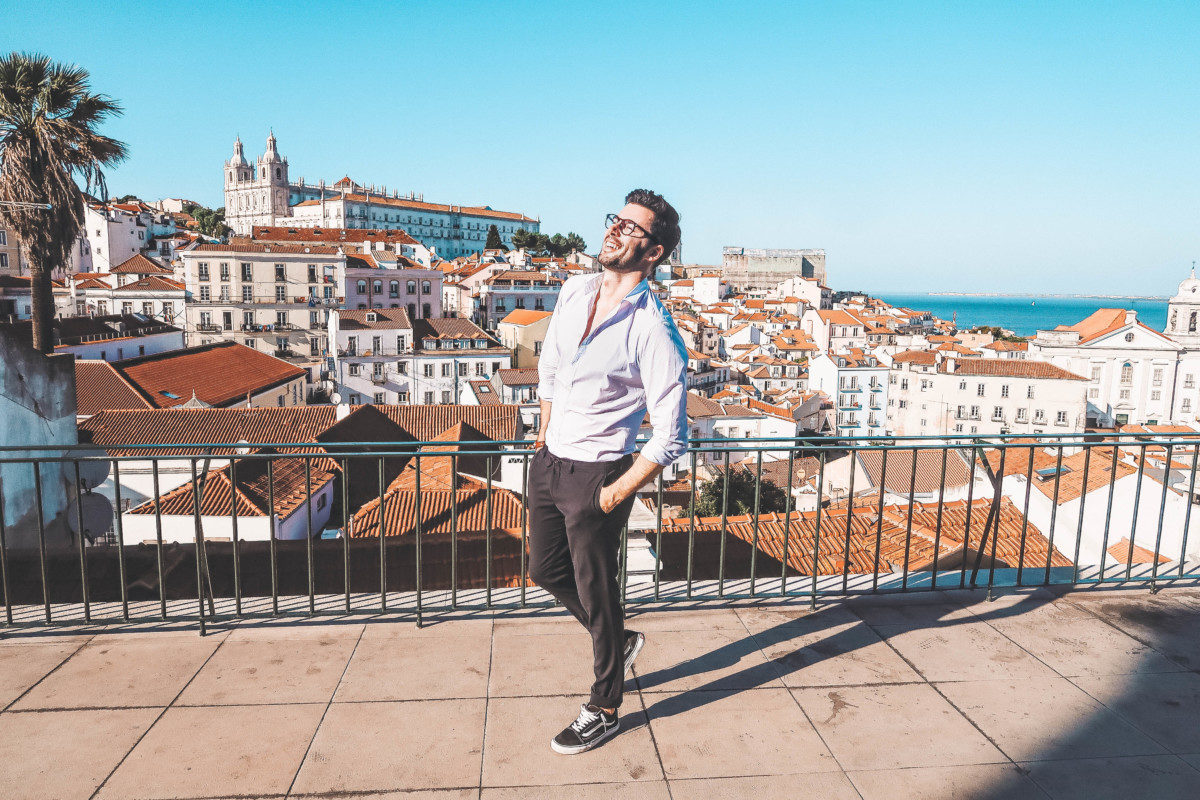 Everyone is going to Lisbon. This is 9 reasons why you should, too.
