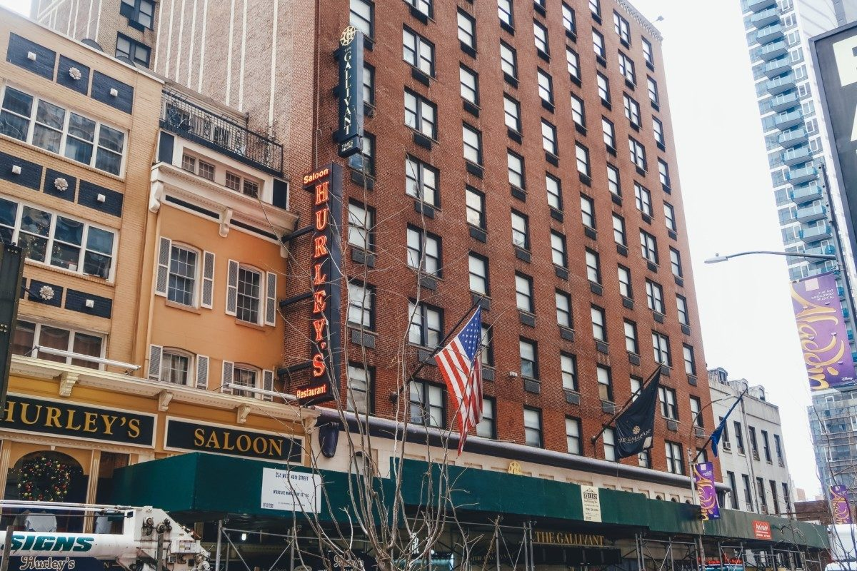 Where to stay in NYC – The Gallivant Hotel