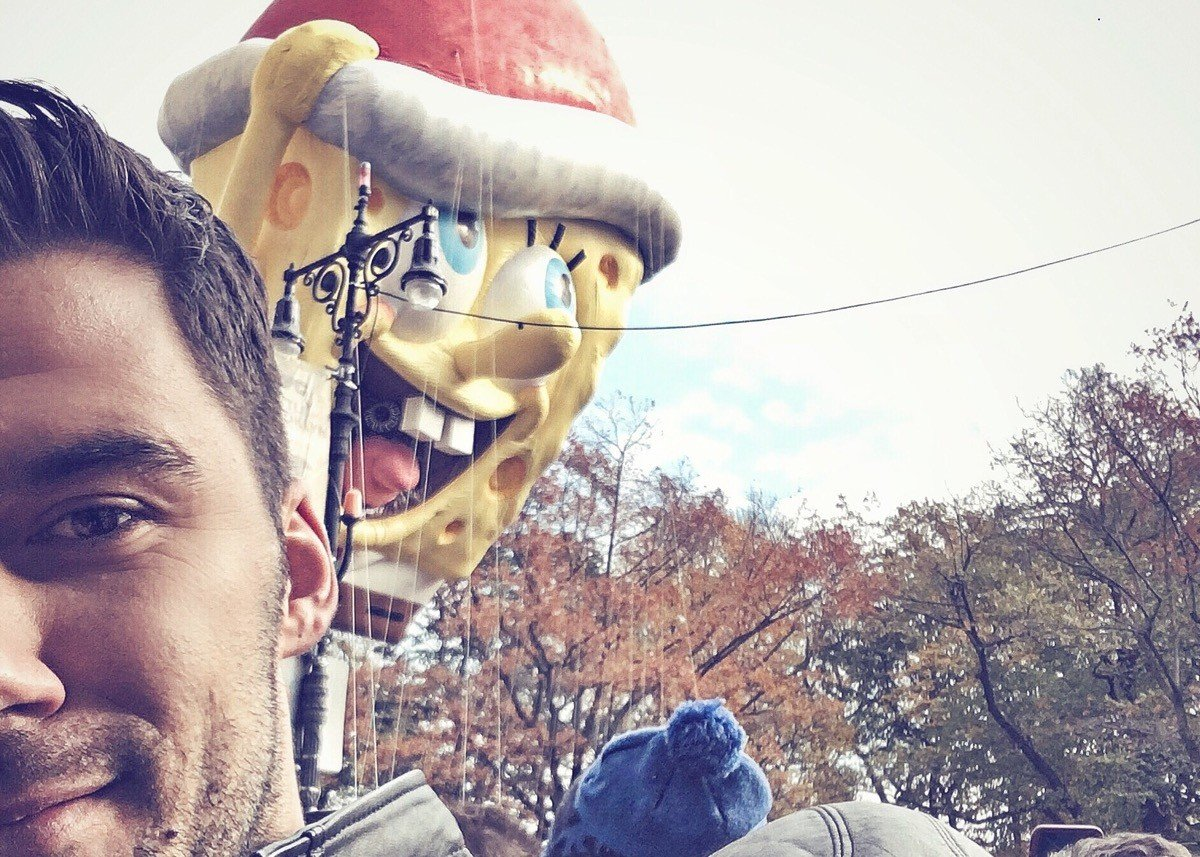 Macy's Thanksgiving Day Parade 2016 (Photolog)